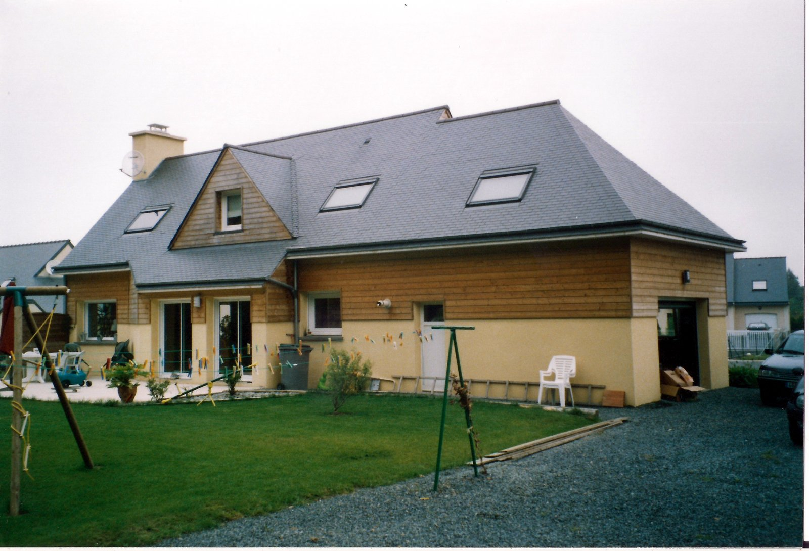 exemples de maisons neuves lml entreprise de